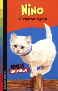 Nino : Le chaton rigolo