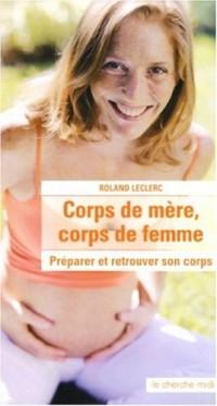 Corps de mère, corps de femme