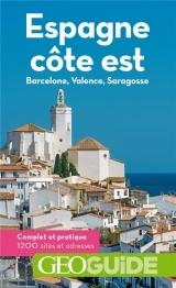 Espagne, côte est: Barcelone, Valence, Saragosse [Poche]
