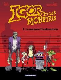 Le Club des monstres, tome 1 : L'Antre de la Folie