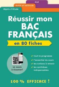 Boîte à fiches réussir mon BAC de français