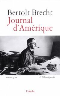 Journal d'Amérique
