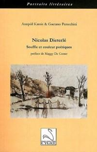 Nicolas Dieterlé : Souffle et couleur poétiques