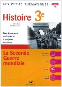 Les Petits Thematiques - Histoire 3e, la Seconde Guerre Mondiale, Cederom PC