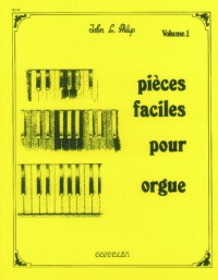 Partition: Orgue vol. 1 pieces faciles