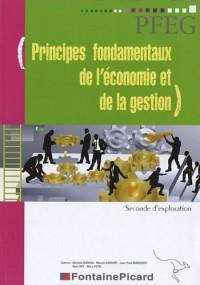PFEG, Principes fondamentaux de l'économie et de la gestion, Seconde d'exploration