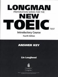 LONGMAN NEW TOEIC TESTINTRODUCTORY COURSE