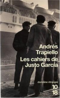 Les cahiers de Justo Garcia