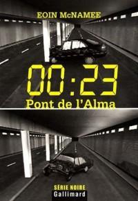 00:23 Pont de l'Alma