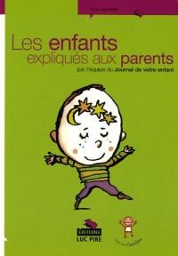 Les enfants expliqués aux parents