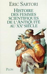 Histoire des femmes scientifiques de l'Antiquité au XXIe siècle : Les filles d'Hypatie