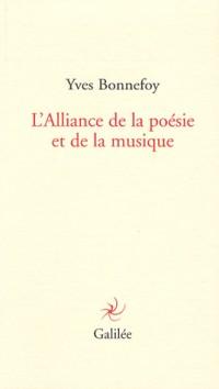 L'alliance de la poésie et de la musique