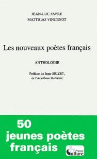 Les nouveaux poetes français : anthologie