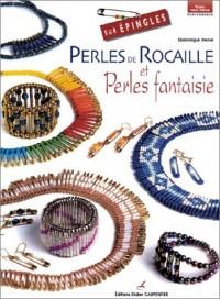 Sur épingles : Perles de rocaille et Perles fantaisie