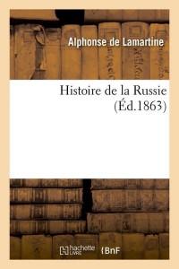 Histoire de la Russie  ed 1863