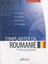 S'mplanter en Roumanie