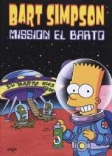 Bart Simpson, Tome 16 : Mission El Barto