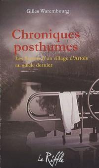 Chroniques posthumes