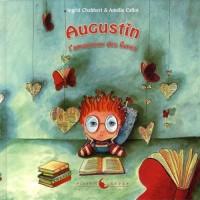 Augustin l'amoureux des livres