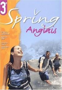 Spring : Anglais, 3e (Manuel)