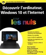 Découvrir l'ordinateur Windows 10 et l'Internet pour les Nuls