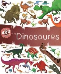400 Autocollants 2/Dinosaures