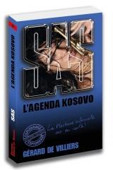 SAS 171 L'agenda Kosovo [Poche]