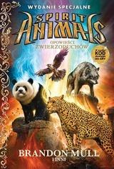 Spirit Animals. Tales of the Great Beasts. - Brandon Mull [KSIÄĹťKA]