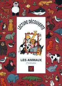 Lecture découverte, les animaux : 7 à 9 ans