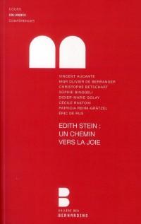 Edith Stein. Un chemin vers la joie