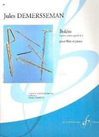 Bolero - 6 Petites Pieces Opus II N 2
