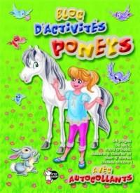 Poneys Tome 1 : Bloc d'activités