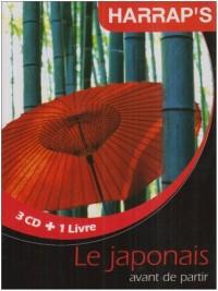 Harrap'S le Japonais Avant de Partir Audio