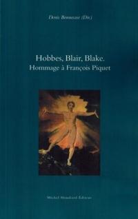 Hobbes, Blair, Blake.