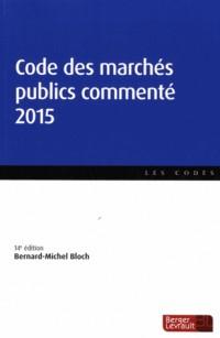 Code des Marches Publics Commente 2014
