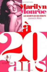 Marilyn Monroe a 20 Ans