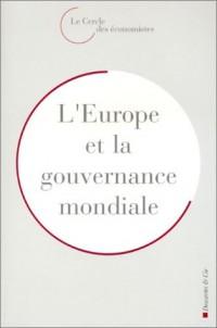 L'Europe et la gouvernance mondiale