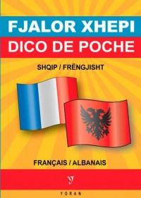 Albanais-francais (dico de poche)