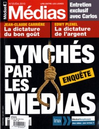 Revue médias n25 été 2010