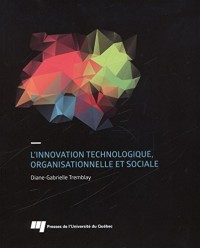 Innovation Technologique Organisationnelle Etsociale