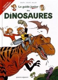 Les Guides Junior - Tome 19 : Les dinosaures