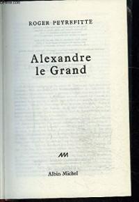Alexandre le Grand, tome 3