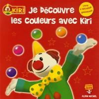 Jé decouvre les couleurs avec Kiri