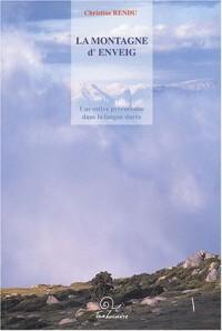 La montagne d'Enveig, une estive pyrénéenne dans la longue durée