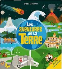 Les aventures de la Terre : Un livre tout animé !