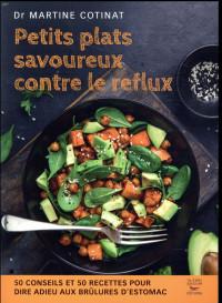 Petits plats savoureux contre le reflux