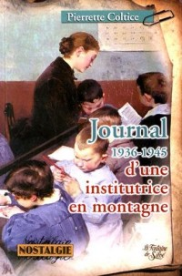 Journal d'une Institutrice en Montagne