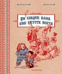 Un cirque dans une petite boîte