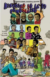 Histoire de la bande dessinée congolaise : Congo belge, Zaïre, République démocratique du Congo