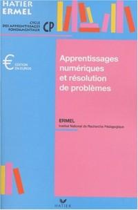 Apprentissages numériques au CP, édition 2001